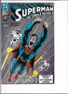 Action Comics #672 (1991)
