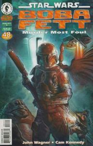 Star Wars: Boba Fett #3 FN; Dark Horse | save on shipping - details inside