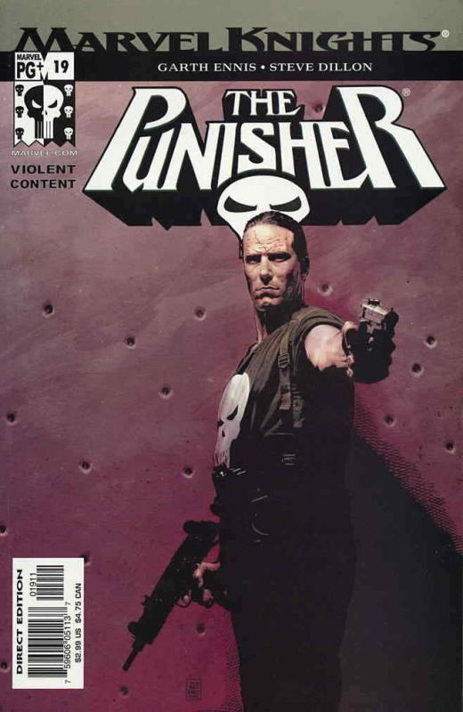 Punisher, The (6th Series) #19 VF/NM; Marvel | combined shipping available - det