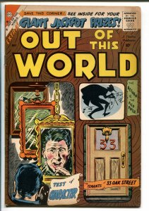 OUT OF THIS WORLD #13 1959-CHARLTON-HORROR-MYSTERY-fn