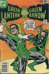 Green Lantern (1960 series) #101, Fine+ (Stock photo)