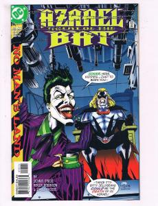 Azrael Agent Of The Bat #53 VF DC Comics No Mans Land Comic Book O Neil DE17