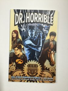 Dr. Horrible And Other Horrible Stories Tpb Softcover Sc Near Mint Nm Dark Horse