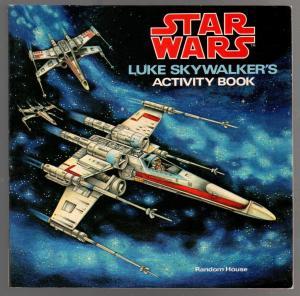 Star Wars Artoo Detoo's Activity Book 1979-high grade-unused-VF