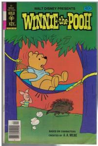 WINNIE THE POOH (1977-1984) 12 VG-F April 1979