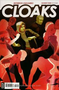 Cloaks #3 VF/NM; Boom! | save on shipping - details inside