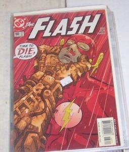 FLASH # 188 (Sep 2002, DC) CYBORG THE ROGUES GOLDFACE