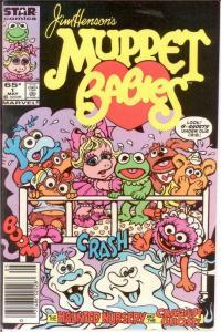 MUPPET BABIES 1 VF May 1985 COMICS BOOK