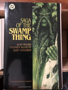 Saga Of The Swamp Thing Alan Moore Vol. 1 TPB VF