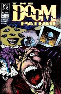 Doom Patrol #25 (1989)