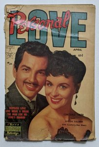 Personal Love #26 (Apr 1954, Eastern Color) Good- 1.8