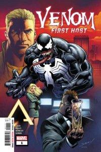 Venom: First Host #1, NM + (Stock photo)