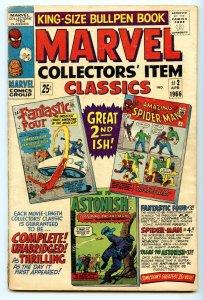Marvel Collector's Item Classics 2 Apr 1966 GD (2.0)