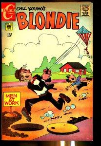 Blondie #182