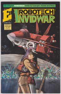 Robotech: Invid War #5