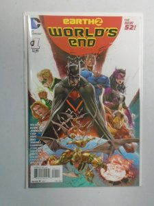 Earth 2 World's End #1 The New 52 6.0 FN (2014)