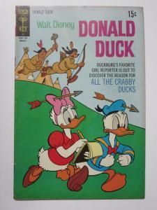 Donald Duck (Gold Key 1971) #136 VG Disney Comics Book