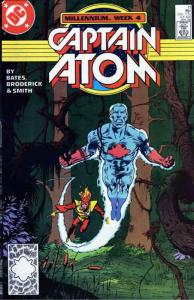 Captain Atom (DC) #11 VF/NM; DC   save on shipping - details inside
