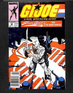 G.I. Joe: A Real American Hero #96 (1990)