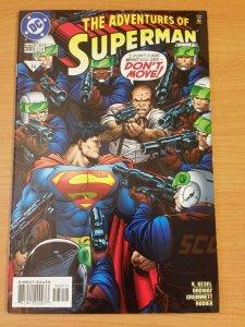 Superman #566 ~ VERY FINE - NEAR MINT NM ~ 1999 DC COMICS