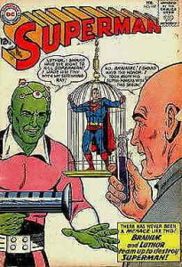 Superman (1st Series) #167 VG; DC | low grade comic - save on shipping - details