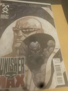 PunisherMAX #10 (2011) Mint