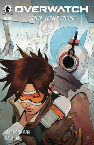 OVERWATCH TRACER LONDON CALLING #3 DARK HORSE COMICS PRE-SALE 2/3/21