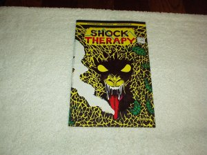 Harrier Comics presents SHOCK THERAPY #1, December 1986 New, Unread