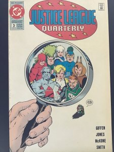 Justice League Quarterly #3 (1991)