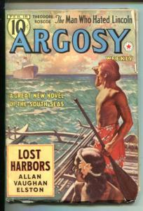 ARGOSY-02/18/1939-RED CIRCLE-EASTON-LEINSTER-PULP-vf