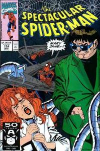 Spectacular Spider-Man (1976 series) #174, NM- (Stock photo)