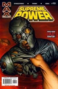Supreme Power (2003 series) #13, VF+ (Stock photo)
