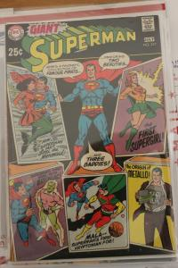 Superman #217 (DC, 1969) VF