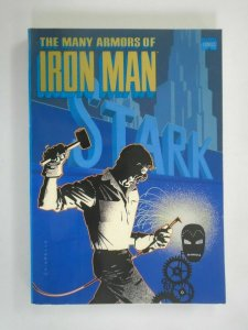 The Many Armors of Iron Man TPB SC 8.0 VF (1993 1st Edition)