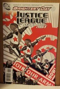 Justice League: Generation Lost #4 (2010)