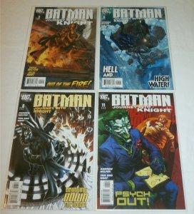 Batman: Journey into Knight (2005) #2,5,6,11 (set of 4) Tan Eng Huat, Joker