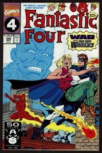 Fantastic Four #356  (Sep 1991, Marvel)  8.0 VF