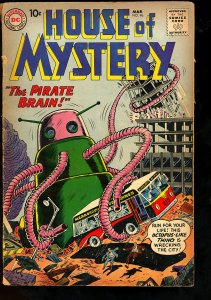 House of Mystery #96 (1960)