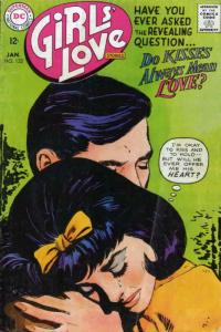 Girls' Love Stories #132 FN; DC | save on shipping - details inside