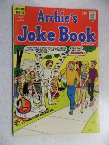 ARCHIE'S JOKE BOOK # 126 ARCHIE JUGHEAD VERONICA BETTY RIVERDALE CARTOON