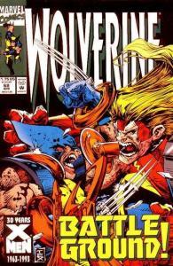 Wolverine (1988 series) #68, NM (Stock photo)