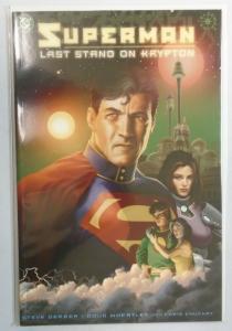 Superman Last Stand on Krypton #1, 8.0/VF (2003)