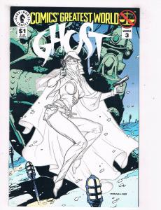 Comics Greatest World: Ghost #3 VF/NM Dark Horse Comic Book 1993 DE43 TW14