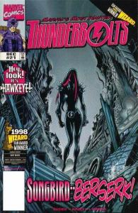 Thunderbolts (1997 series) #21, NM (Stock photo)