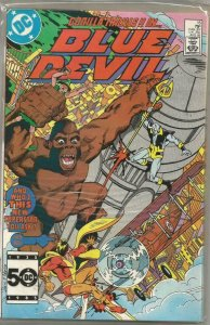 BLUE DEVIL #15, VF/NM, King Kong, DC, 1984 1985, more  in store