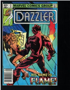 Dazzler #23 (Marvel, 1983)