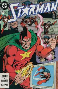 Starman (1st Series) #26 FN; DC   save on shipping - details inside
