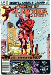 What If 35 VF What if Elektra had Lived