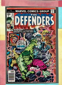 THE DEFENDERS 43