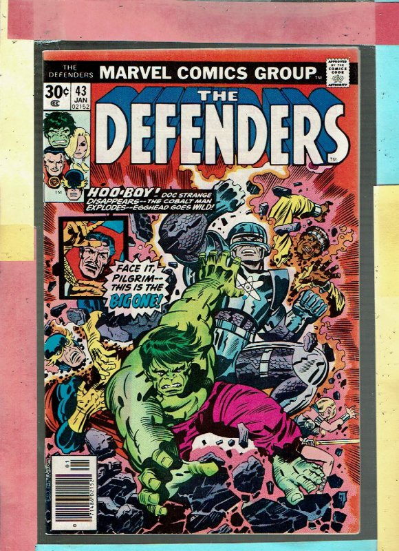THE DEFENDERS 43